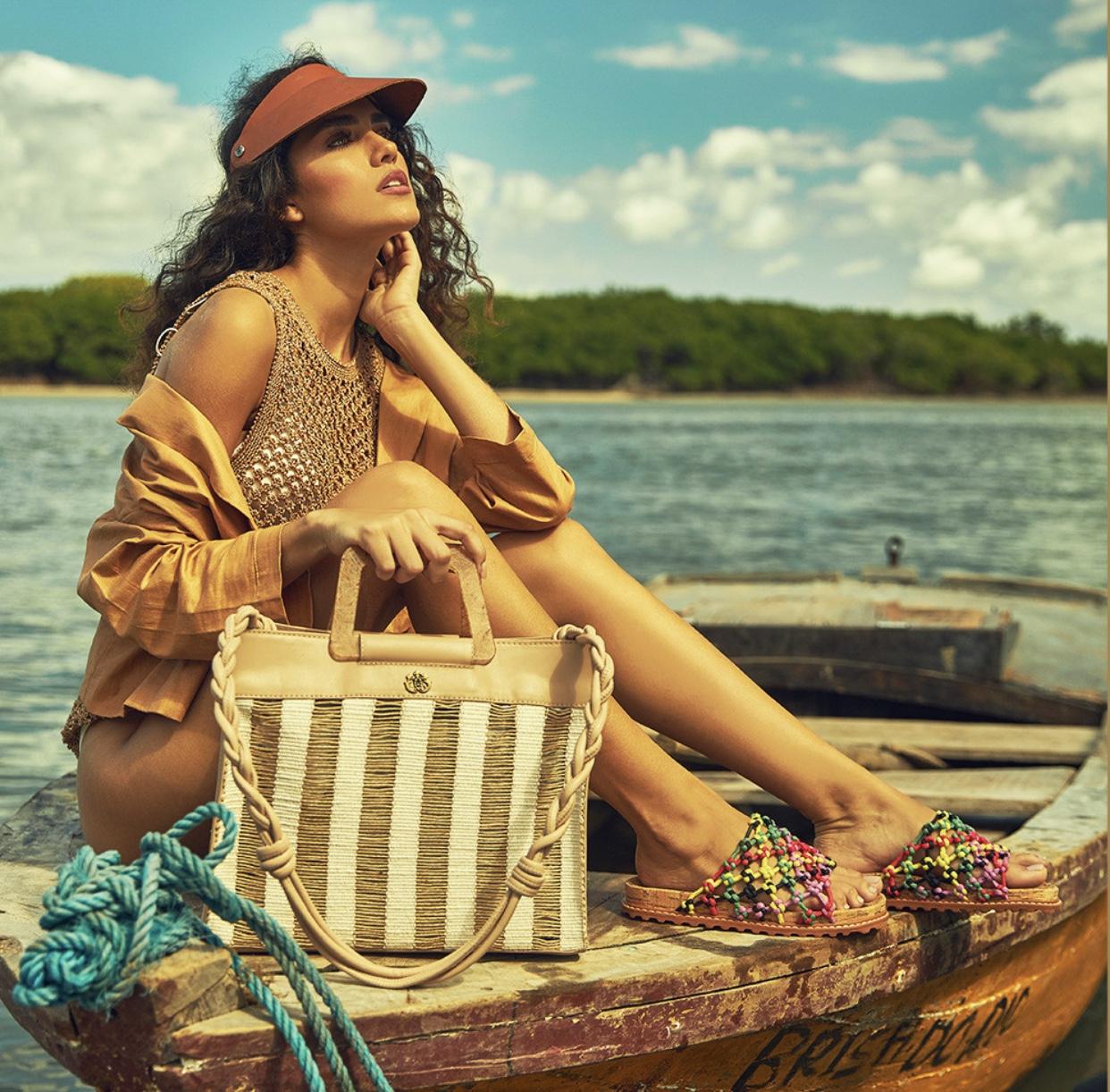 Meia Sola lança coleção inspirada no Ceará para comemorar aniversário
