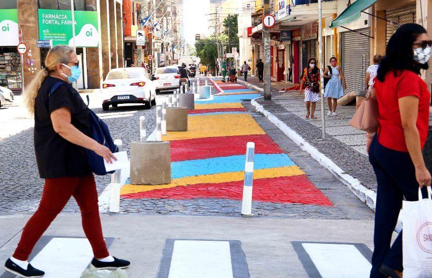 Fortaleza agraciada com o Prêmio Cidade Caminhável, do Movimento SampaPé!