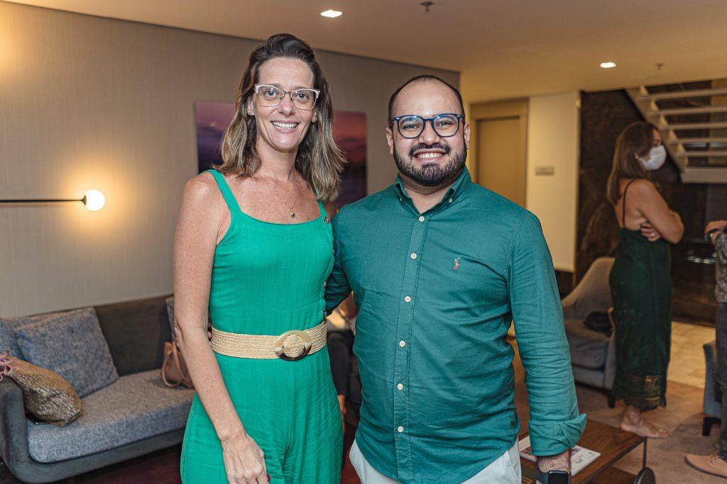 Camila Leite E Vitor Alves Braga