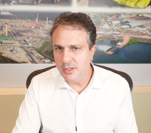 Camilo vai criar o Programa Ceará Conectado e segue em busca de mais vacinas