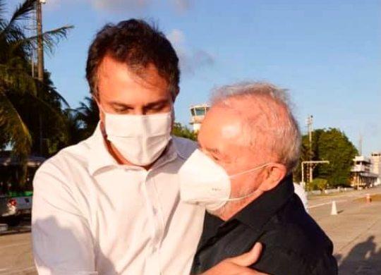 Lula desembarca em Fortaleza para cumprir agenda de articulação política