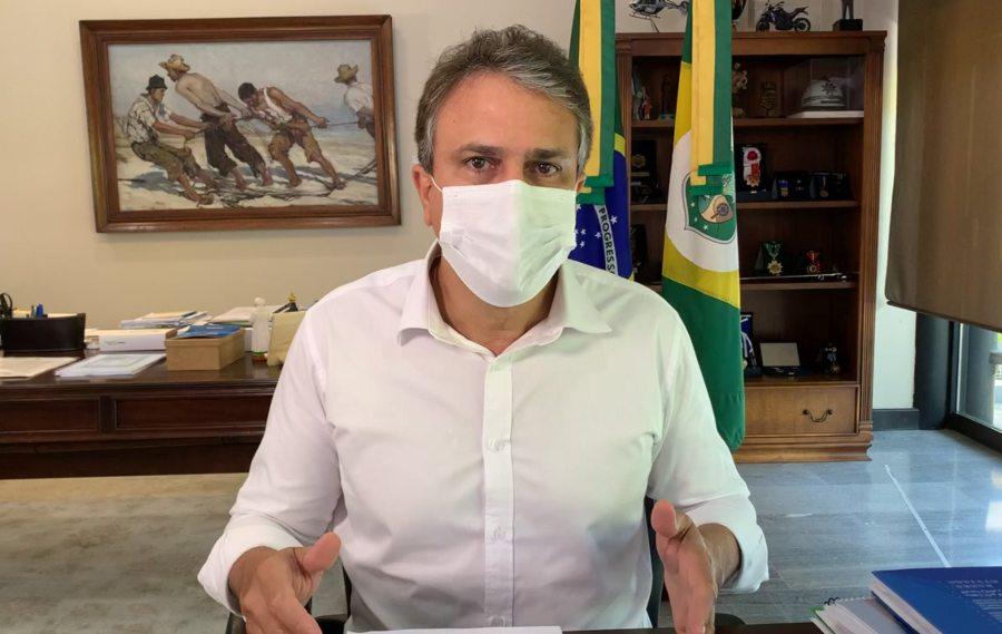 Camilo anuncia sanções para servidor público que se recusar a tomar a vacina