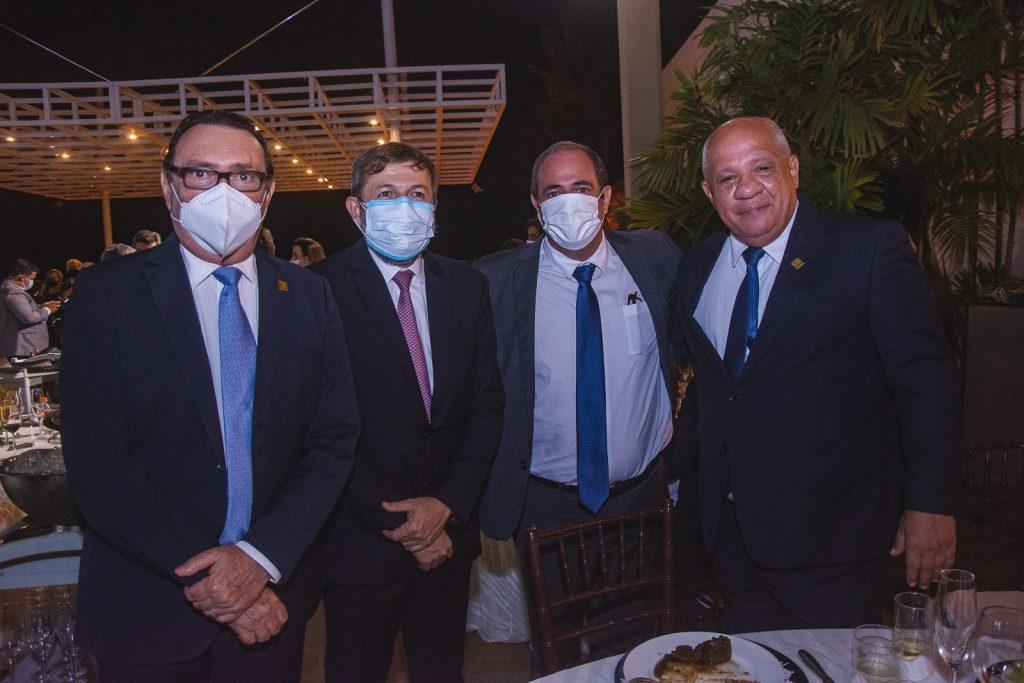 Carlos Rubens, Elcio Batista, Paulo Andre Holanda E Pedro Alfredo