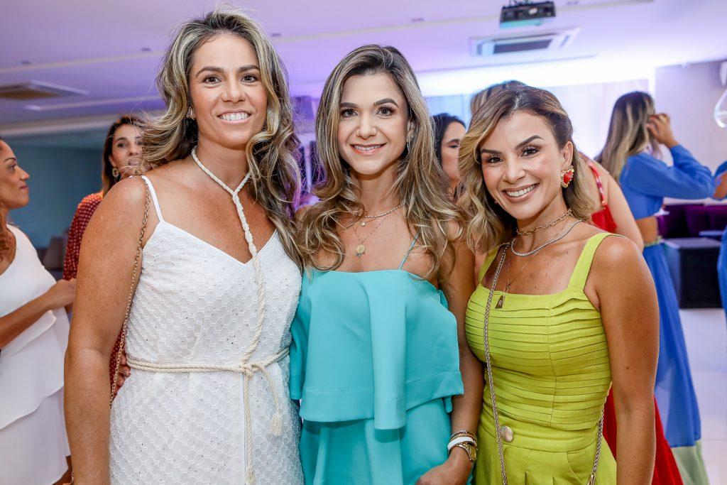 Carol Picanço, Aline Vasquez E Roberta Quaranta