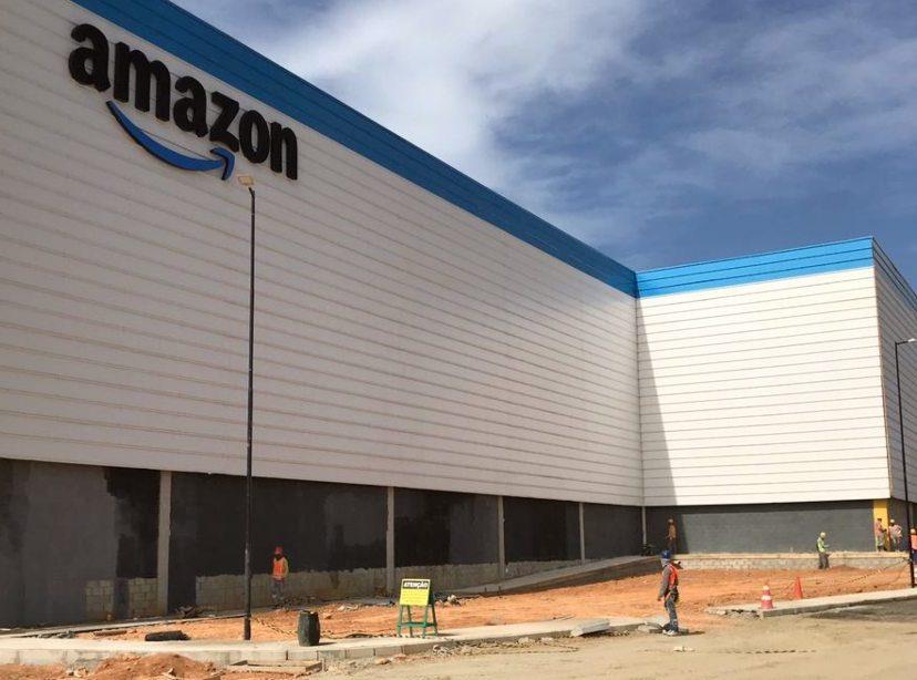 Amazon amplia capilaridade logística no Nordeste com seu novo CD no Ceará