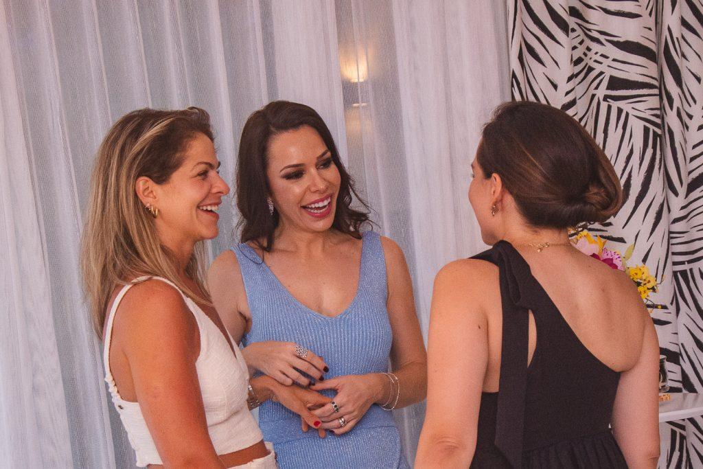Cecilia Dafonte, Lorena Gondim E Michele Queiroz