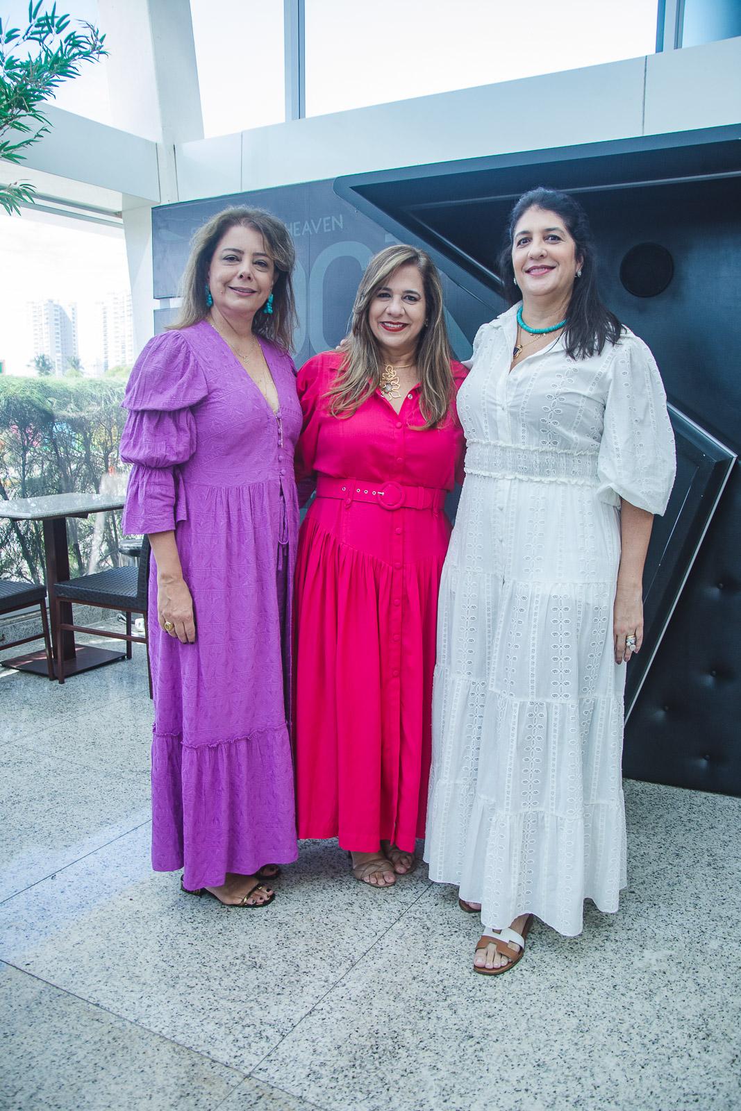 Claudia Gradvohl, Martinha Assuncao E Elisa Oliveira (1)