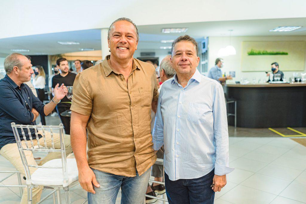 Claudio Leal E Gerardo Bastos
