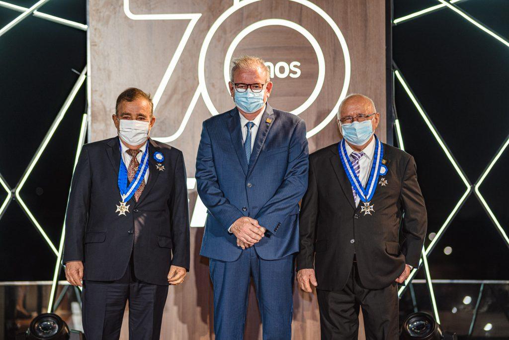 Claudio Targino, Ricardo Cavalcante E Aluisio Ramalho (2)