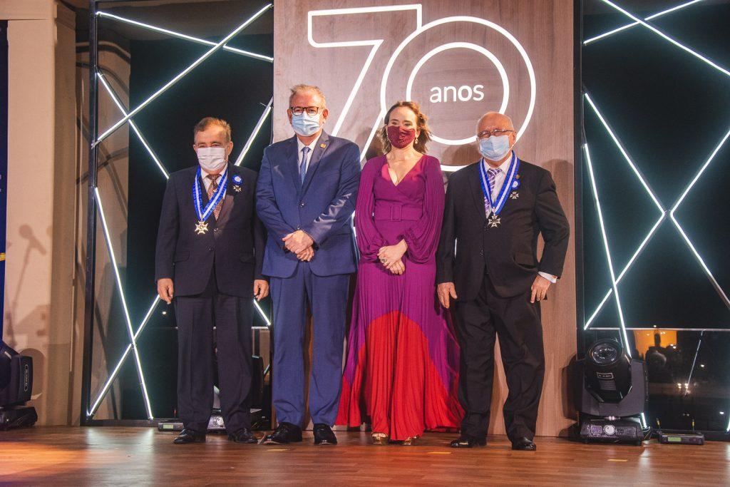 Claudio Targino, Ricardo Cavalcante, Fernanda Pacobayba E Aluisio Ramalho