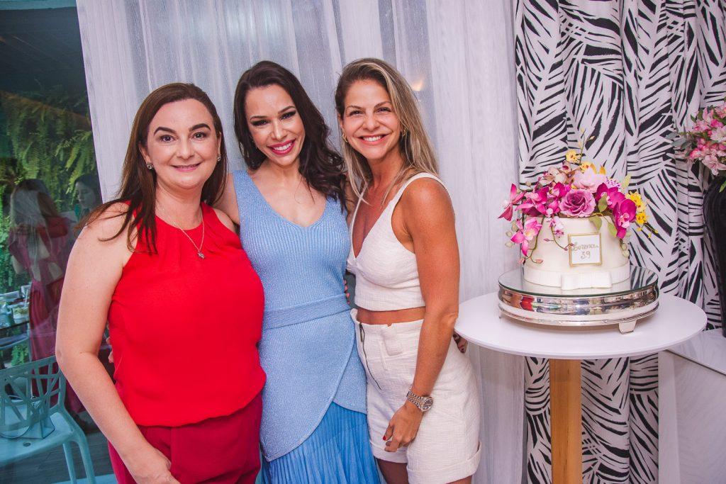 Cristiane Holanda, Lorena Gondim E Cecilia Dafonte