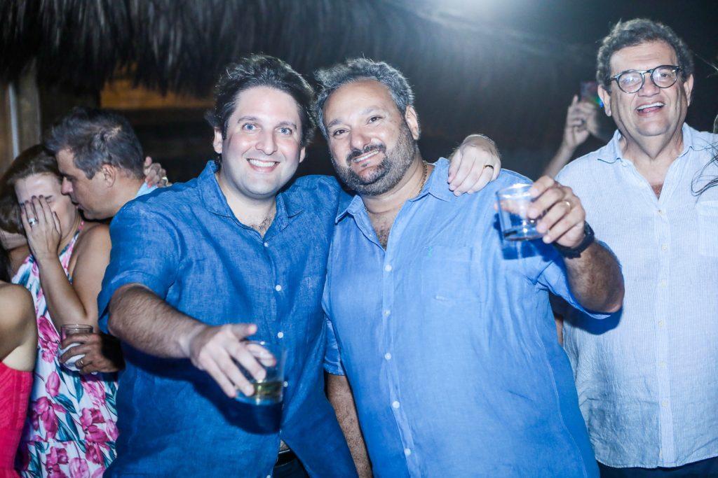 Daniel Simão E Patriolino Dias