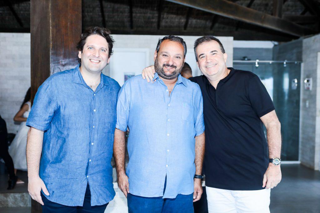 Daniel Simões,patriolino Dias E Ricardo Bezerra 2