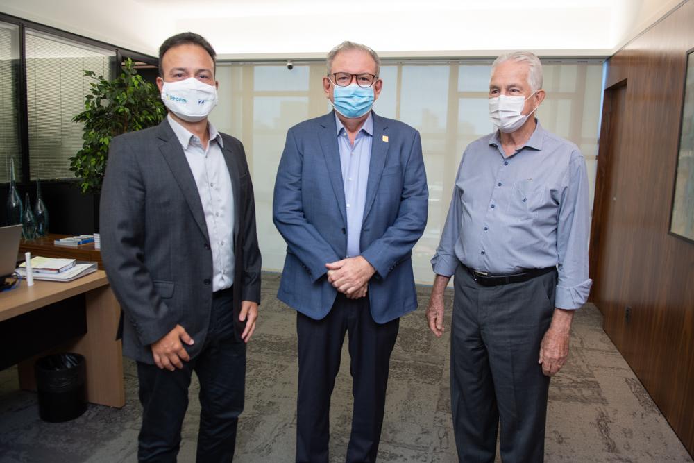 Danilo Cerpa, Ricardo Cavalcante E Carlos Prado