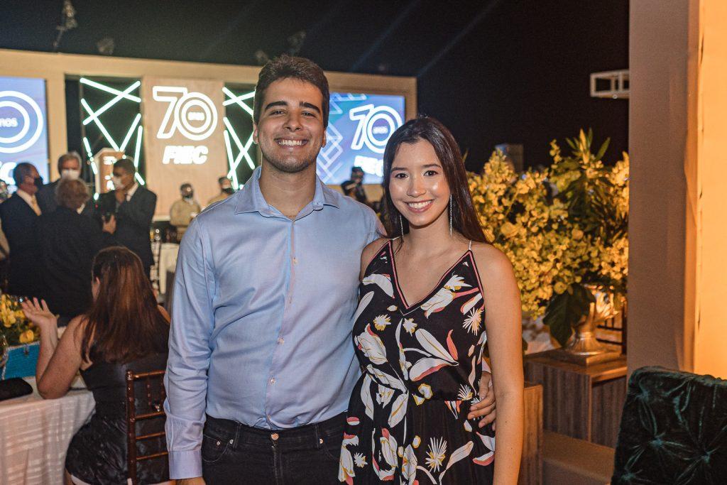 Davi Gondim E Ana Clara Ramalho