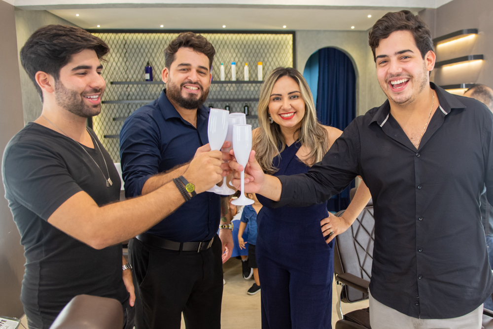 Deib Otoch Neto, Veridiano Júnior, Daniele Gurgel E Felipe Pinto (1)