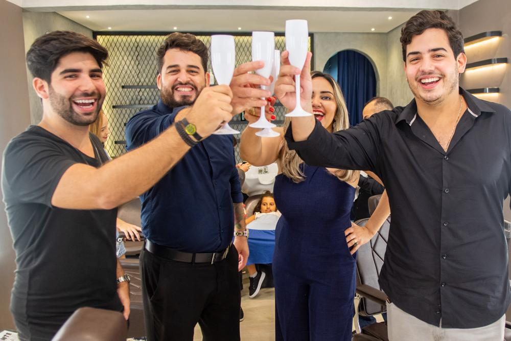 Deib Otoch Neto, Veridiano Júnior, Daniele Gurgel E Felipe Pinto (2)