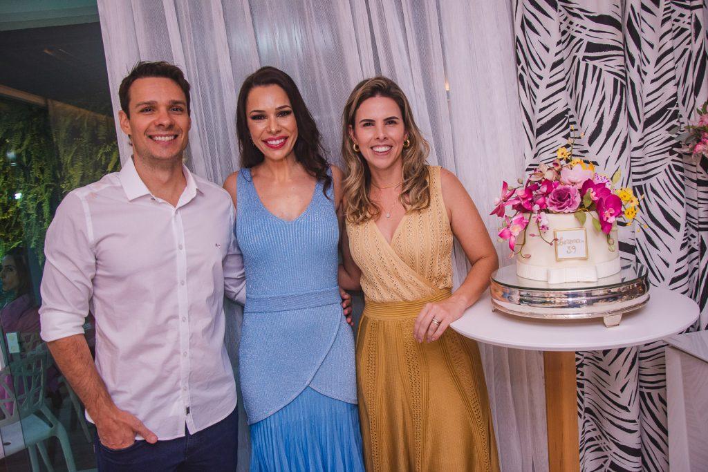Diogo Ferreira Gomes, Lorena Gondim E Aline Ferreira Gomes