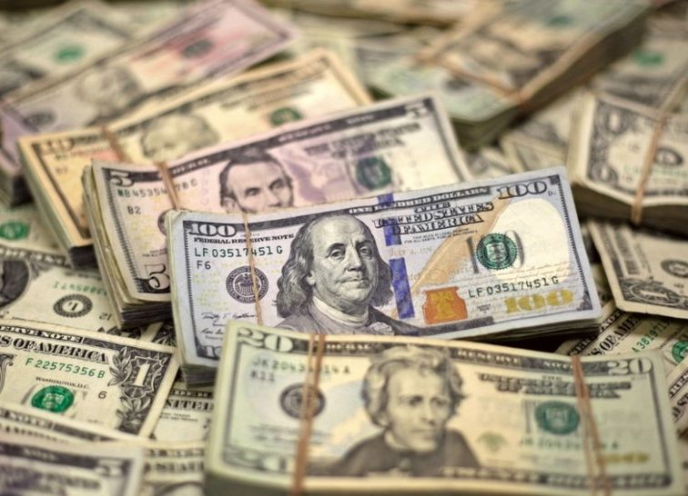 Dolár rompe a barreira dos R$ 5,42 e fecha o dia na maior cotação desde maio