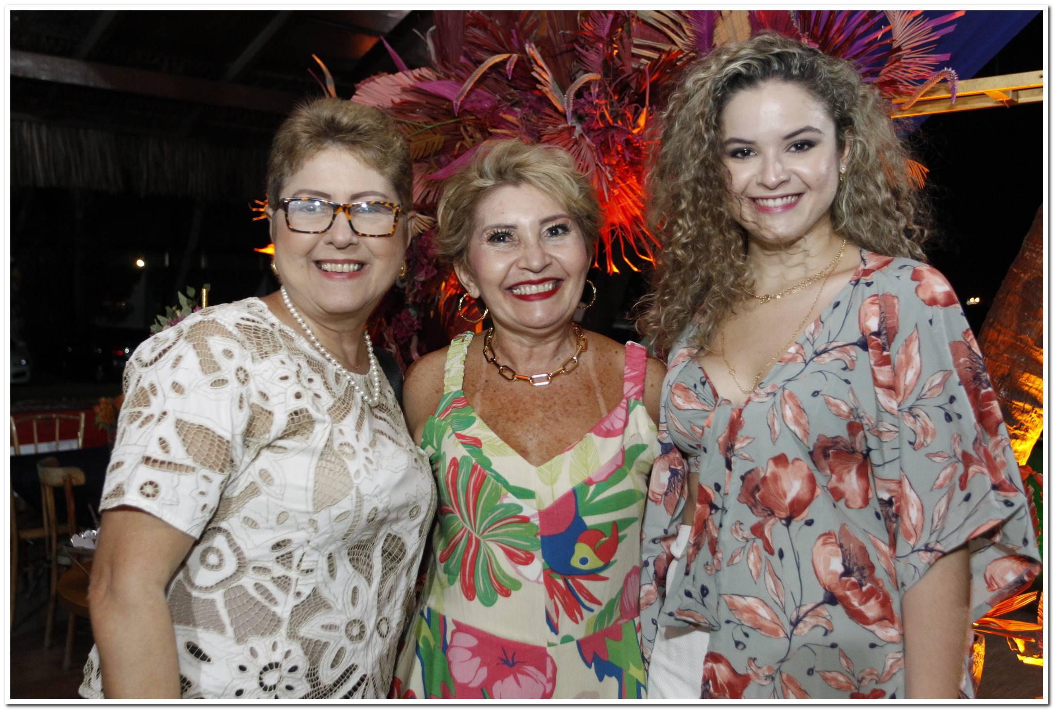 Edna Pontes, Salete Araujo E Mariana Guerra