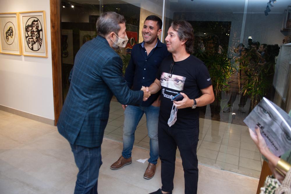 Élcio Batista, Joaquim Correia E Rodrigo Parente (1)