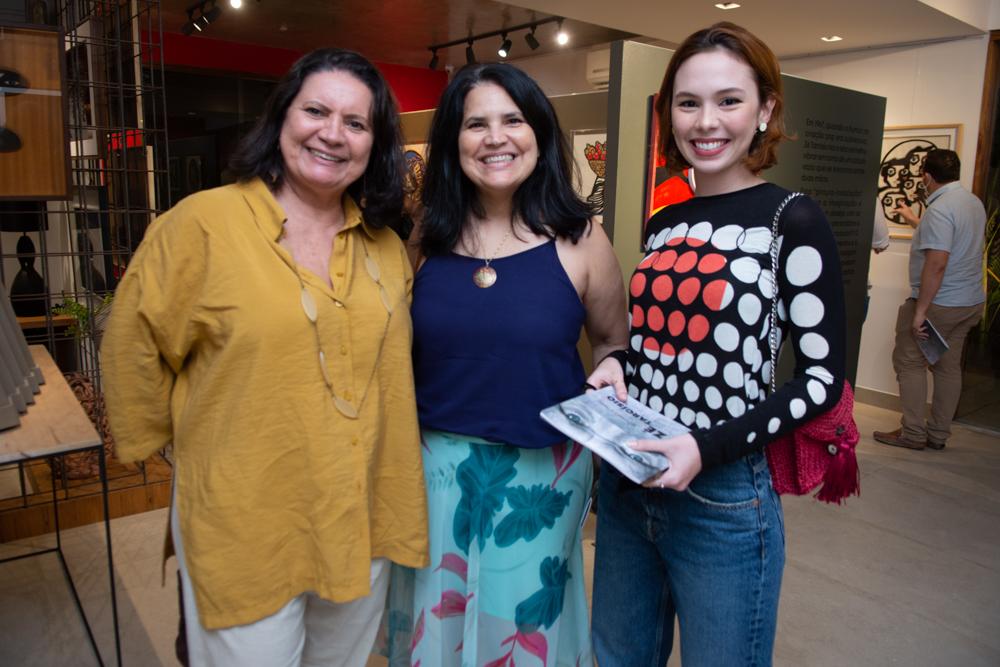 Eliana Braga, Luciana Mota E Beatriz Soares