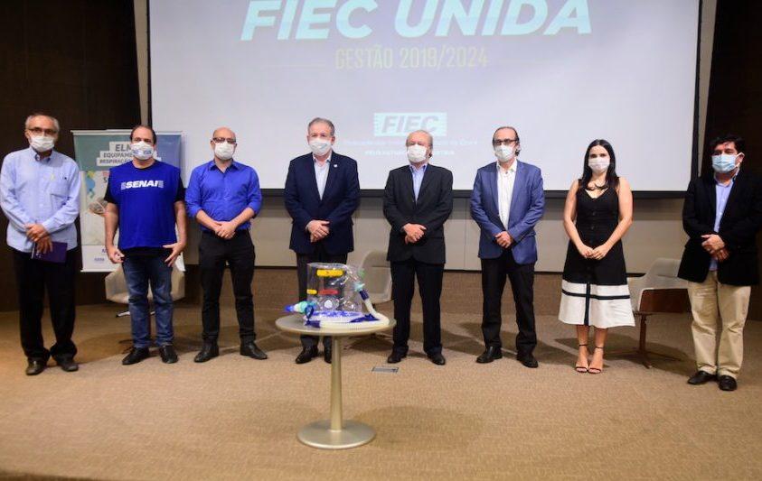 Esmaltec promove seminários sobre a utilização do capacete hiperbárico Elmo