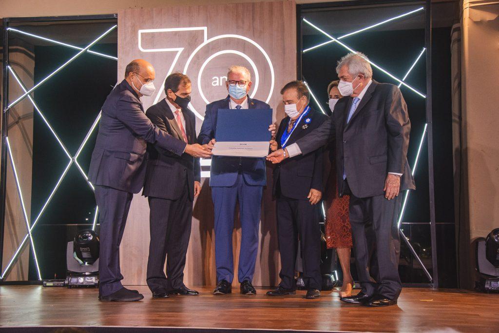 Fernando Cirino, Beto Studart, Ricardo Cavalcante E Claudio Targino E Roberto Macedo (1)