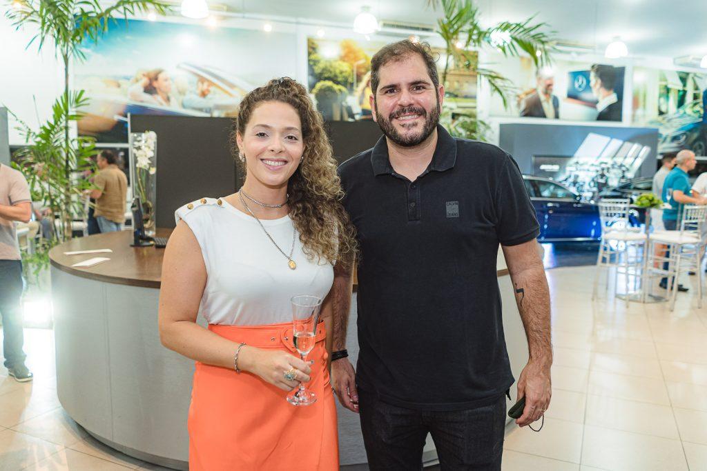 Gabriela Carvalho E Eduardo Castelao