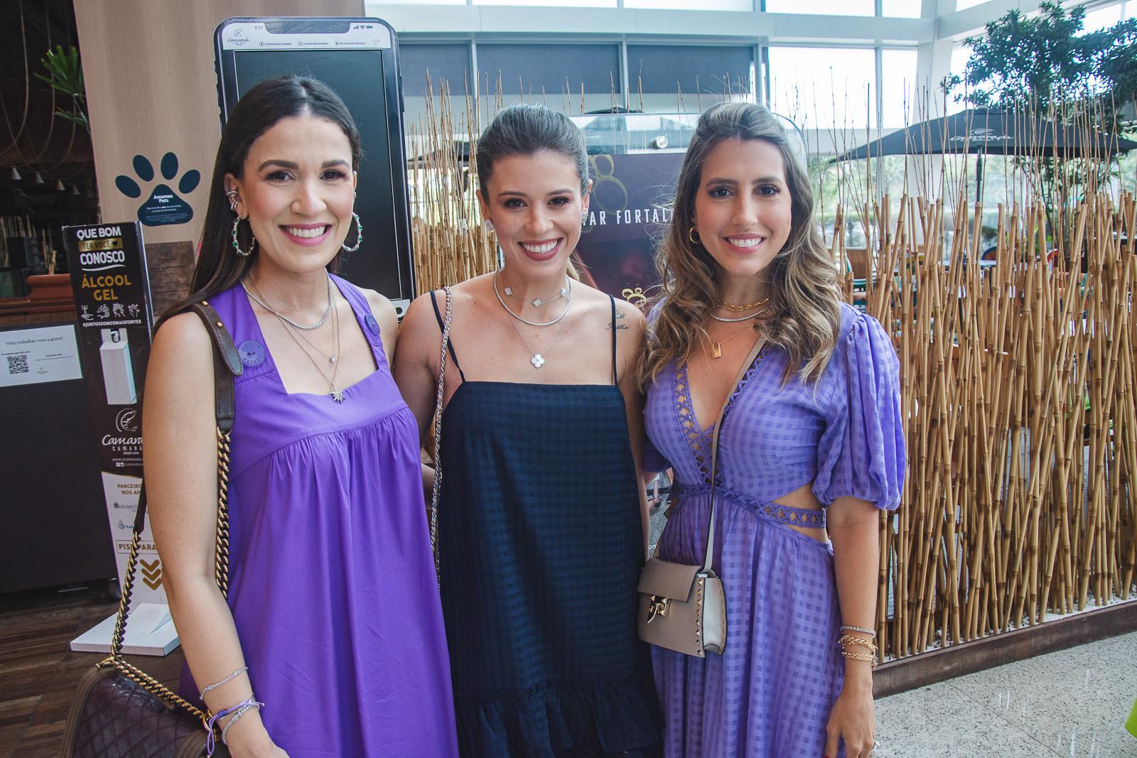 Giuliana Botelho, Isabela Franklin E Tayra Romcy (2)