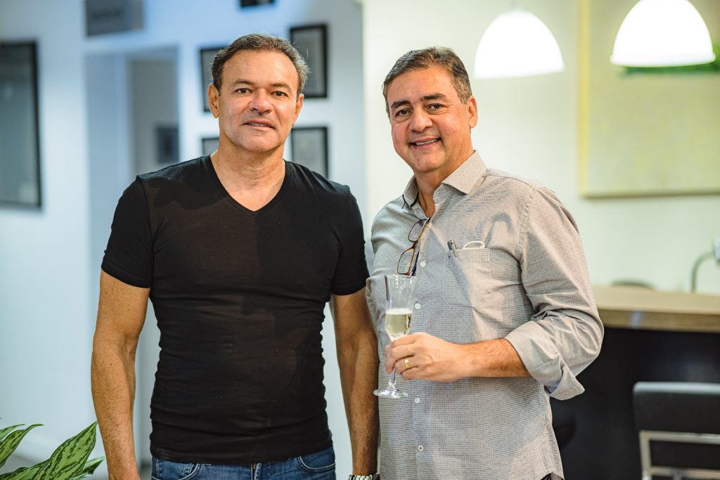 Guilherme Fujita E Ary Campos