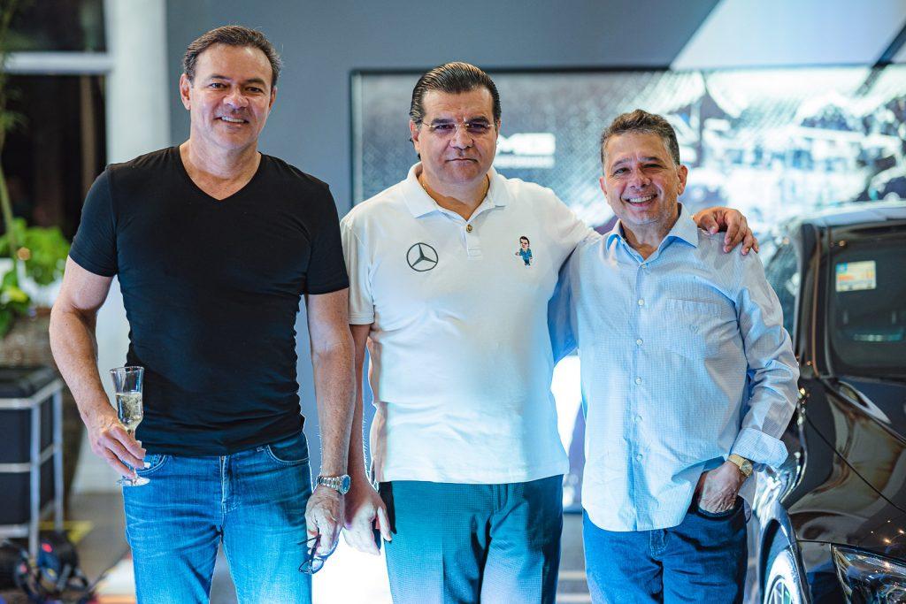 Guilherme Fujita, Odmar Feitosa E Gerardo Bastos