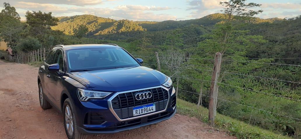 Dirigimos o Novo Audi Q3 e listamos aqui algumas razões para tê-lo em sua garagem