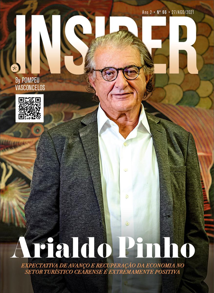 Insider #66 Arialdo Pinho