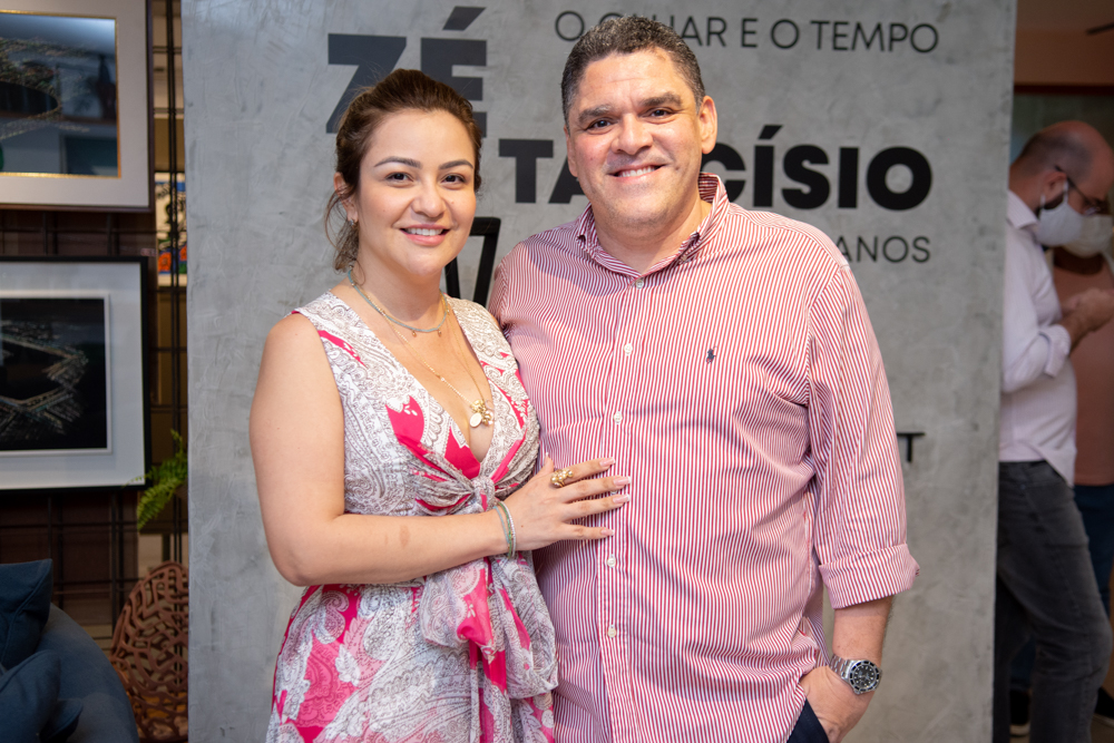 Isabel Melo E Jairo Cavalcante