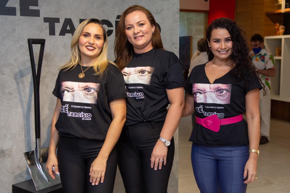 Ivany Lima, Gilmara Cristina E Nilce Gonçalves
