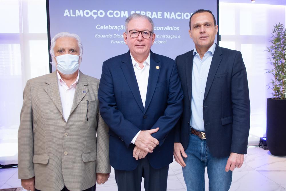 Joaquim Calixto, Ricardo Cavalcante E Eduardo Diogo (1)