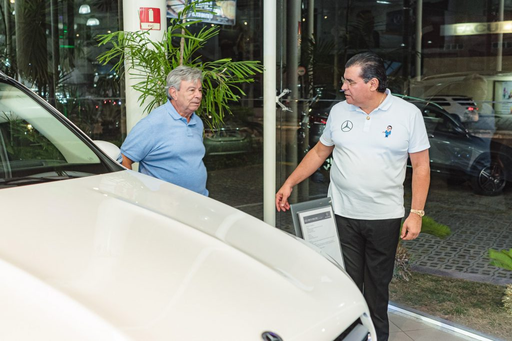 Jose Liberato Barroso Filho E Odmar Feitosa