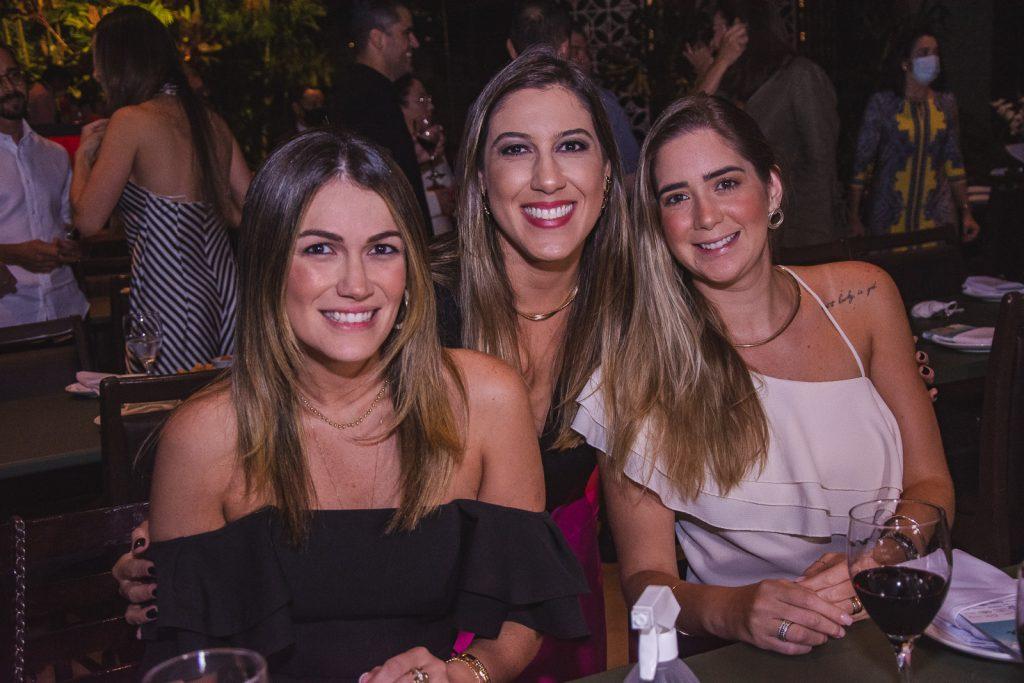 Juliana Hissa, Lorena Lepri E Zaira Mendes
