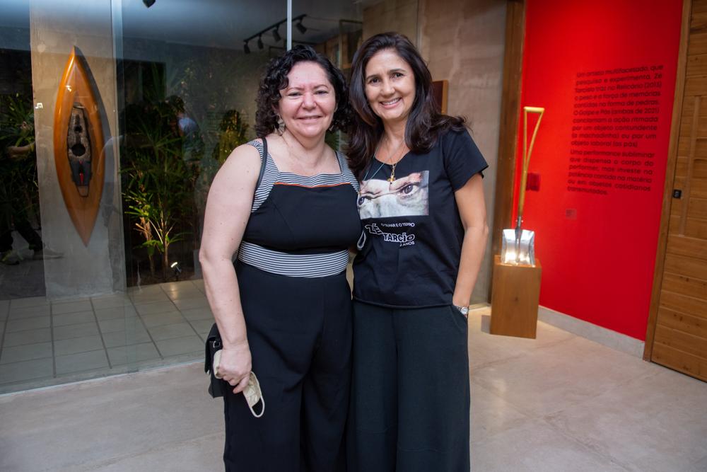Kadma Marques E Luciana Cidrão