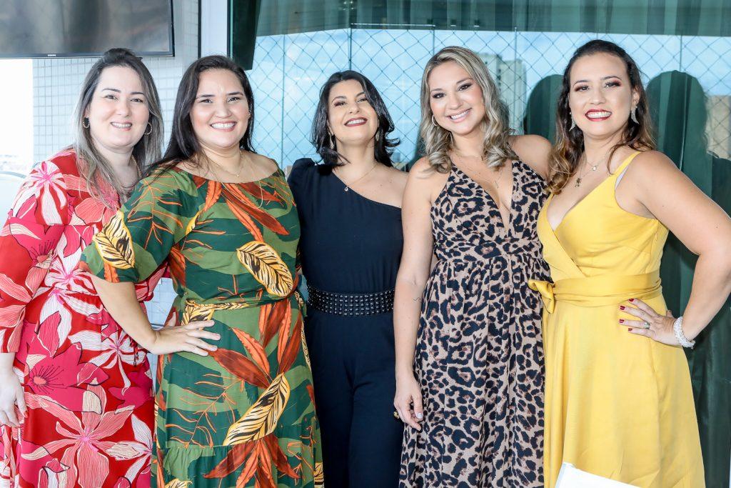 Katharina Frota, Karina Cavalcante, Noyara Tavares, Camila Vasconcelos E Rafaela Ferreira (1)