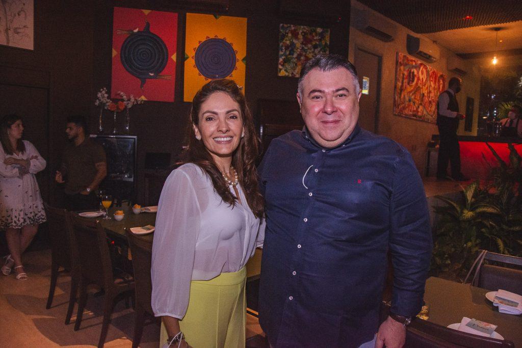 Liane Teixeira E Andre Monte