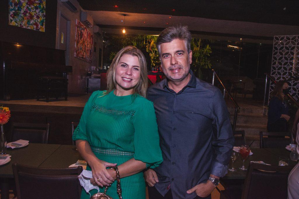 Liliane Meira E Alexandre Pereira