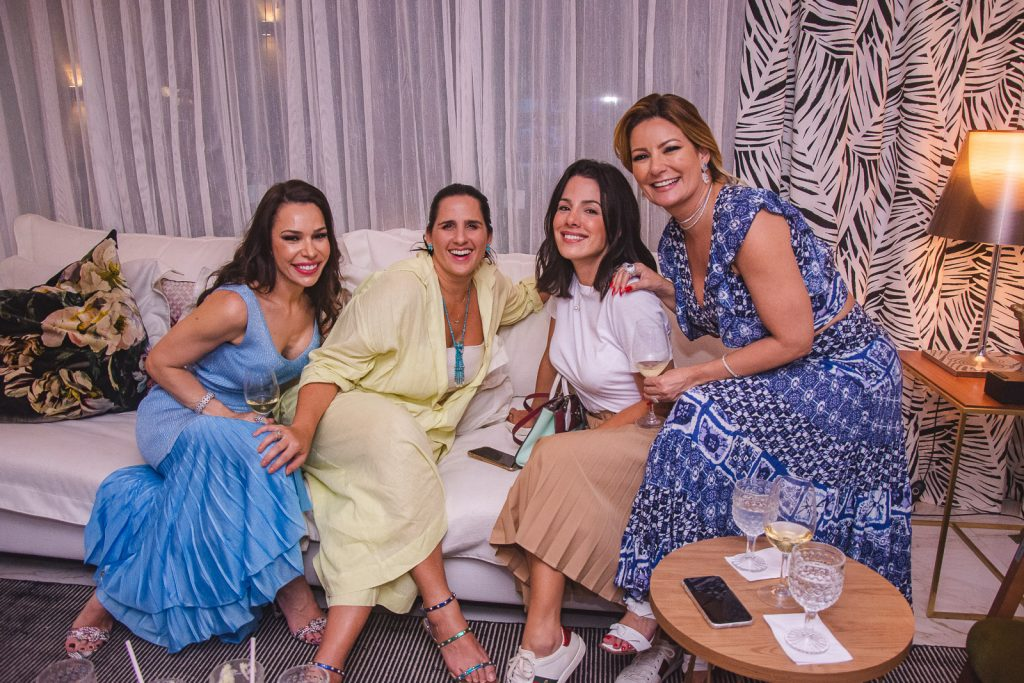 Lorena Gondim, Luiza Otoch, Carla Brasil E Tatiana Luna (1)