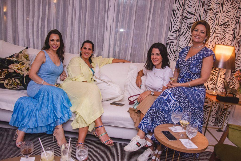 Lorena Gondim, Luiza Otoch, Carla Brasil E Tatiana Luna (2)
