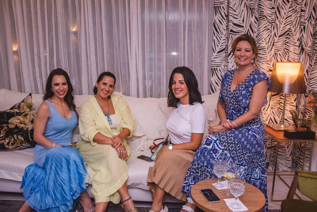 Lorena Gondim, Luiza Otoch, Carla Brasil E Tatiana Luna (3)
