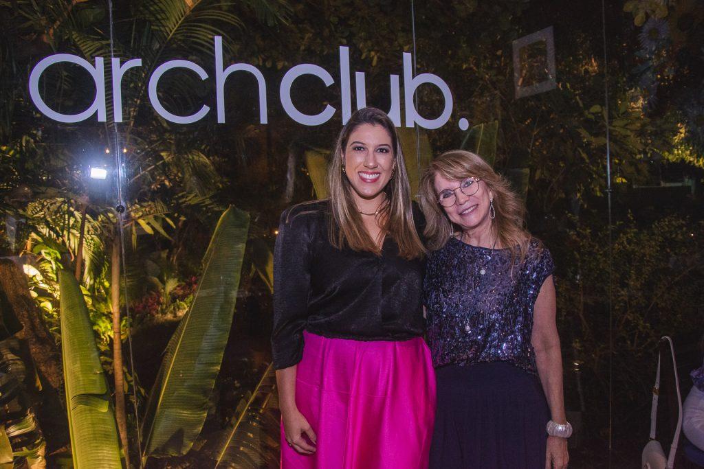 Lorena Lepri E Sofia Linhares