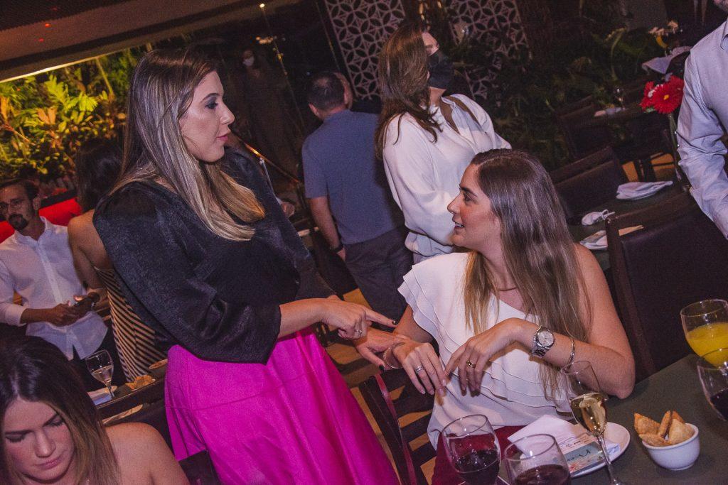 Lorena Lepri E Zaira Mendes