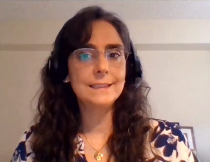 Roberto Cláudio debate os desafios do SUS no pós-pandemia com Márcia Castro