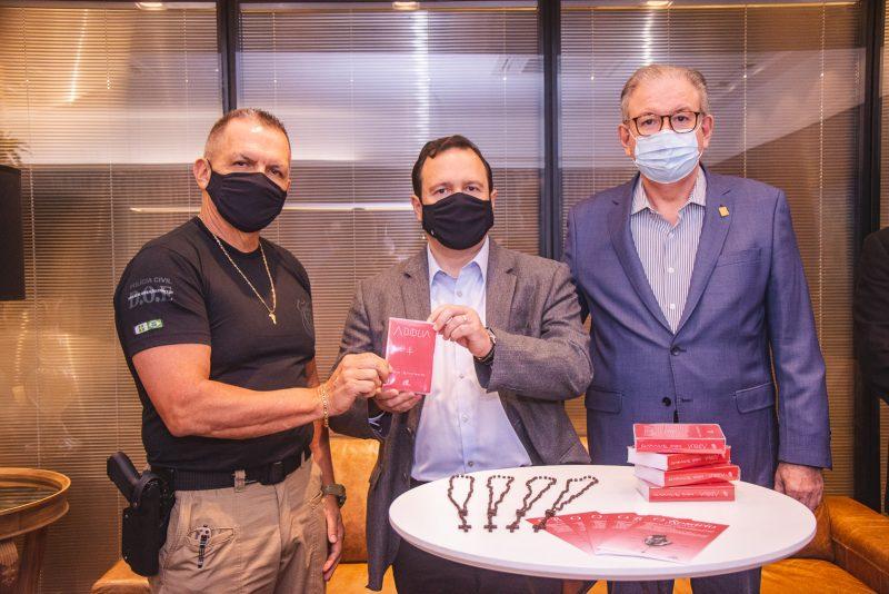 Mauro Albuquerque, Igor Queiroz Barroso E Ricardo Cavalcante (1)